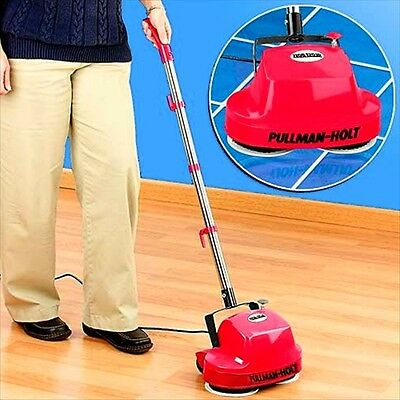 Floor Cleaner Machine Hardwood Polisher Scrubber Wash Carpet Tile Concrete Pergo