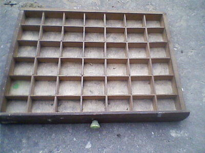 Printers type storing  tray  in good condition