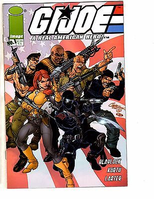 Lot Of 10 GI Joe Image Comic Books # 1 2 3 4 5 6 7 8 9 10 Snake Eyes Duke AK3
