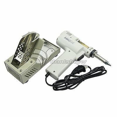 S-993A 220V 50HZ Power Consumption Vacuum Desoldering Pump Solder Sucker Gun