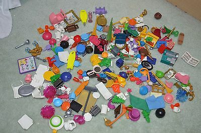 Vintage Playmobil Assorted Accessories, PART 3