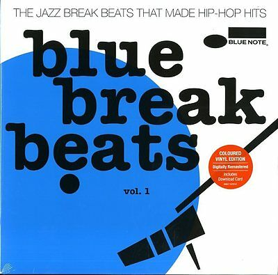 Blue Break Beats Volume 1 - 2 LP Vinile Nuovo