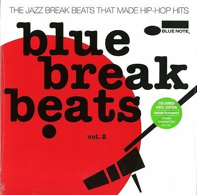 Blue Break Beats Volume 2 - 2 LP Vinile Nuovo