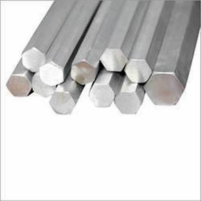 T6 Aluminium Hex Bar Solid All Sizes And Lengths Machining Lathes