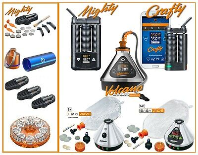 Mighty Vaporizer Spares and Screens by Storz & Bickel
