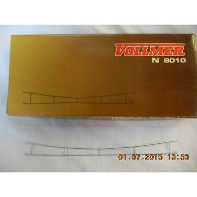 Vollmer 8010 Contact Wire 135 mm (1 Piece) N Scale