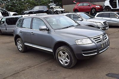 Volkswagen Touareg 2003 - 2007 Rear  Differential / Diff To Suit 2.5 Tdi Bac Man