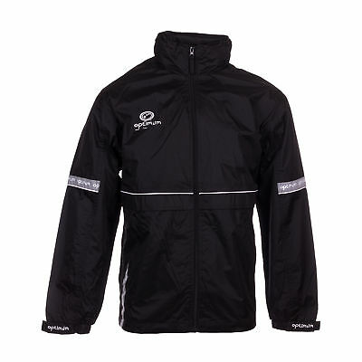 Optimum Storm Boys Kids Rain Jacket Winter Coat Black