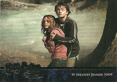 HARRY POTTER trading cards - PROMO Card #03.
