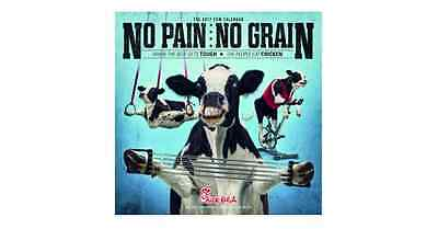Brand New Chick-Fil-A 2017 Calendar & Free Food & Drink Coupon Card Certificate!