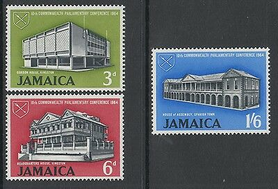 XG-I531 JAMAICA IND - Set, 1964 10Th Commonwealth Parliamentary Conference MNH