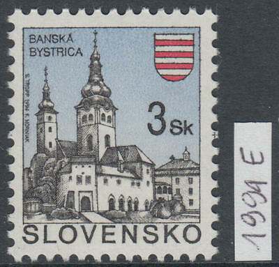 XG-AG817 SLOVAKIA - Definitives, 1994 Architecture, Flags MNH Set