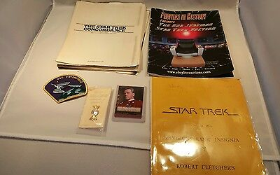 Authentic Star Trek collection