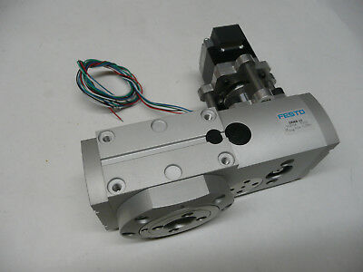 Festo ERMB-20 Rotary Positioner Module 552706 w Stepper, Perfect!, Free Ship!