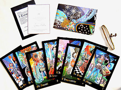 Anna Maria Lo Bello Tarot, Majors Only - 2015 Self-Published