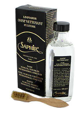 Omninettoyant  Saphir Medaille d'Or  - cleaner for suede, nubuck & tex