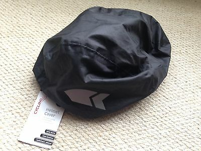 Waterproof And Reflective Cycle Helmet Cover