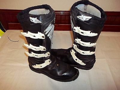 Wulfsport motocross boots uk size 9 or 10