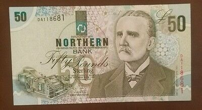 £50 Northern Bank note