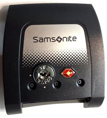 Replacement Luggage Center Combination Lock For Samsonite FLITE GT