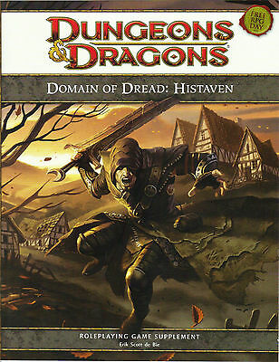 Dungeons and Dragon Domain of Dread Hisaven