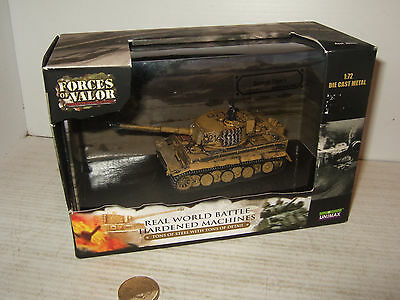 Forces of Valor 85304 German Tiger 1,Eastern Front 1944, in 1:72 Scale