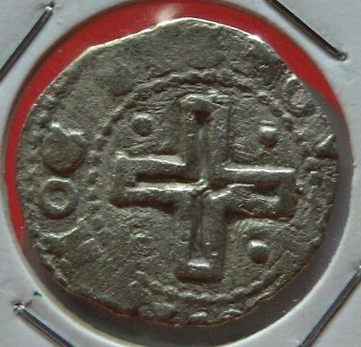 Portugal Currency D. Joao IV 1/2 Tostao (SILVER)