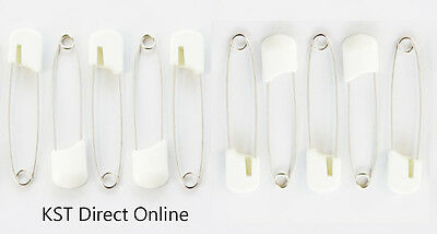 Nappy Pins Safety Pins Diaper Change Fasteners Pins  Large Size High Quality
