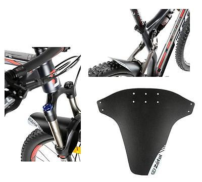 Zefal Deflector Light Front or Rear MTB Under Saddle MudGuard Fender Mud Guard