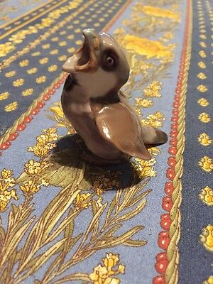 Bing & Ghrondal B&g Hungry Baby Bird #1852A~ Marked~Perfect !!
