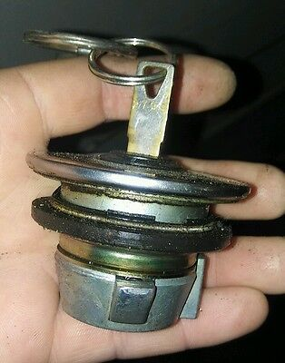 moped scooter gas fuel cap with key