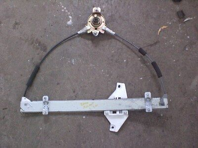 2000 - 2006 Hyundai Accent 2 Door Left Window Regulator Manual