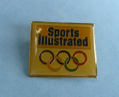 Sports Illustrated Olympic Rings Pin