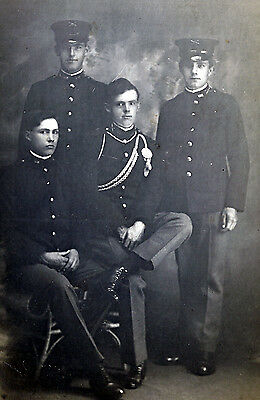pre WW1 WWI US military academy students / cadets