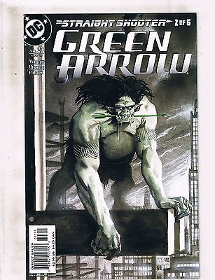 Lot of 4 Green Arrow DC Comic Books #27 28 29+1 Secret Files & Origins KS10