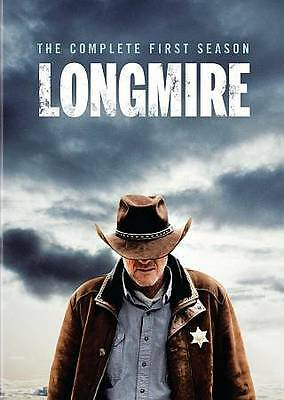 Longmire: The Complete First Season 1 (DVD, 2013, 2-Disc Set)
