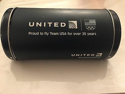 Reiseset - Travel Kit- UNITED Airlines - SPECIAL EDITION OLYMPIA Ausgabe - OVP