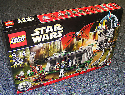 Star Wars Lego 8038 The Battle Of Endor Brand New