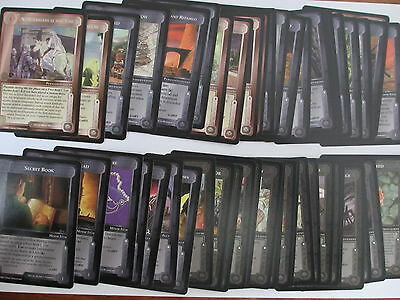 MECCG – Against the Shadow C Set – All 50 Karten lotr MEAtS  Middle Earth Lord