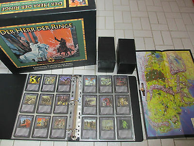 Middle Earth - Against The Shadow - Limitierte Sammelbox - all 172 Cards - MEAtS