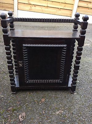 Charming Antique/vintage Smokers Cabinet
