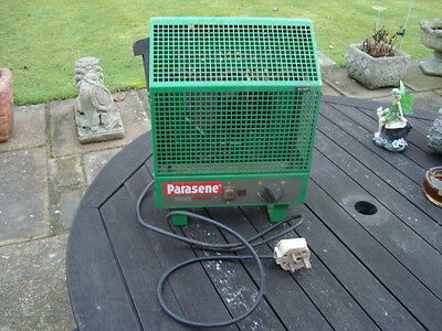 Paraseive Frost Fighter, Green House Heater