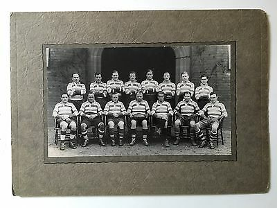 Berkshire County Rugby Football Union Team Photograph ???