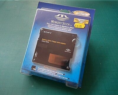 Sony Floppy Disc Interface Adapter for Memory Stick MSAC-FD2MA | BOXED