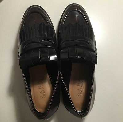 Zara Vintage Stunning Shoes UK 5