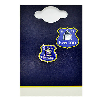 Official Everton Fc Club Enamel Crest Pin Badge Football Club New Gift Xmas