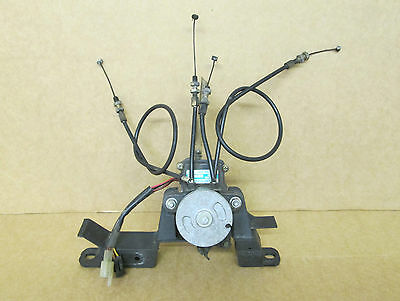 Aprilia RS250 2001 Exhaust servo powervalve motor actuator with cables