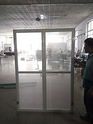 ALUMINIUM  FLY SCREEN SCREEN  2100*820 WITH FRAME white Colour