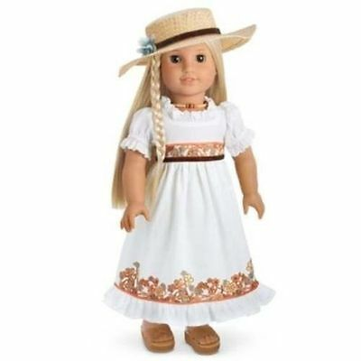 American Girl Doll Julie's Birthday Summer Dress Outfit NEW!!
