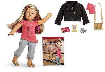 American Girl Doll Isabelle Ballerina Dancer Book and Jacket Accessories NEW!!